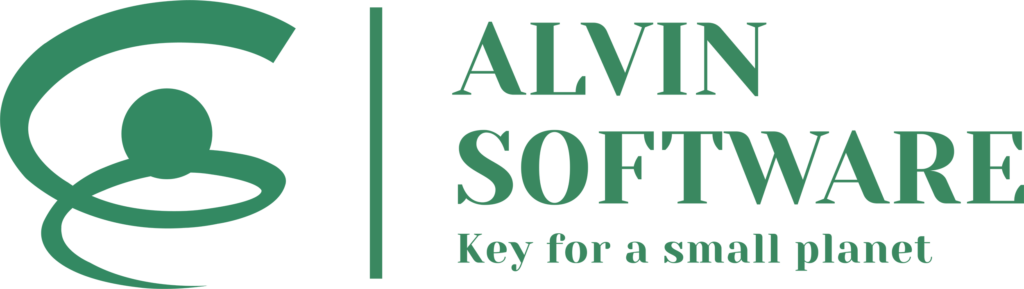 Alvin Software Logo